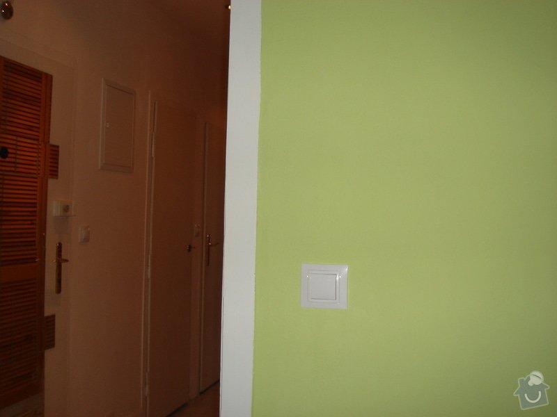 Nová elektroinstalace v bytě 3+1 Vršovice: 008_7_