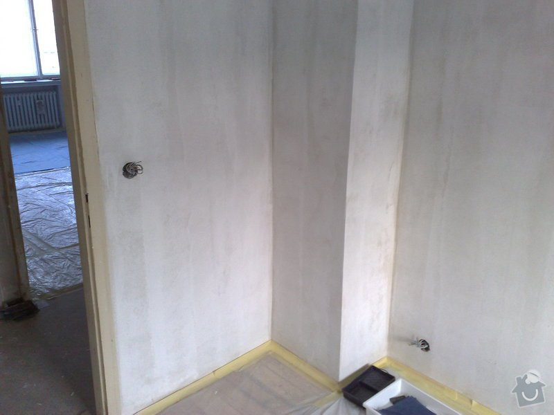 Nová elektroinstalace v bytě 3+1 Vršovice: 008_5_