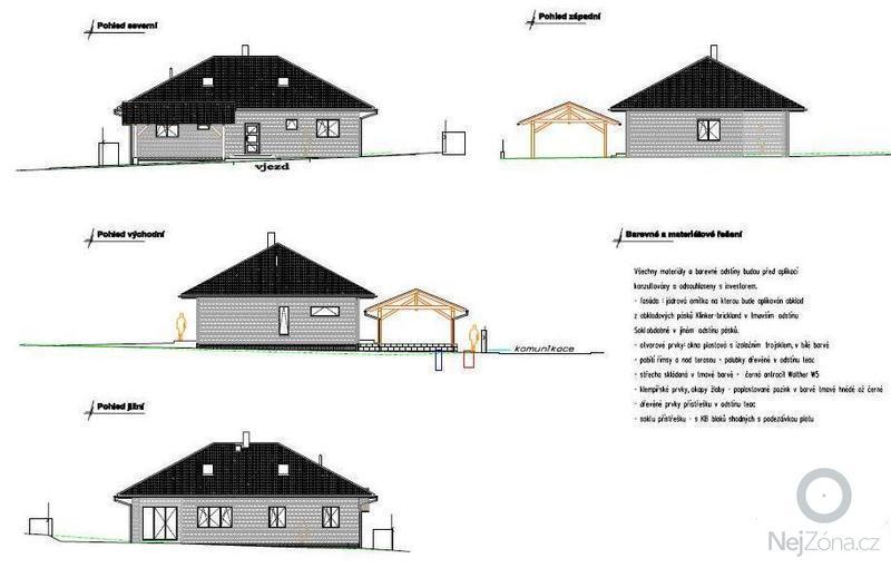 Hledám zedníka či zednickou partu pro realizaci hrubé stavby v Sedleci u Starého Plzence: Pohledy