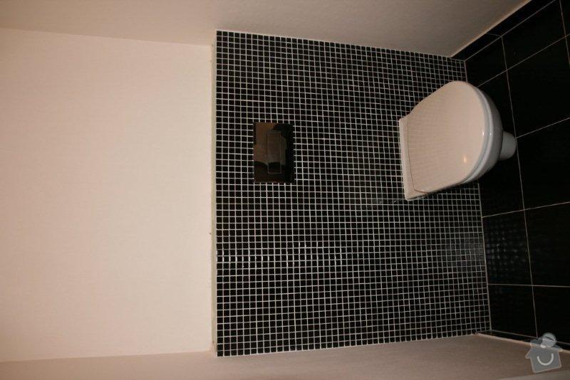 Nábytek do koupelny + instalace topné fólie pod zrcadlo (truhlářské práce, elektroinstalace, obklady): IMG_0843_small