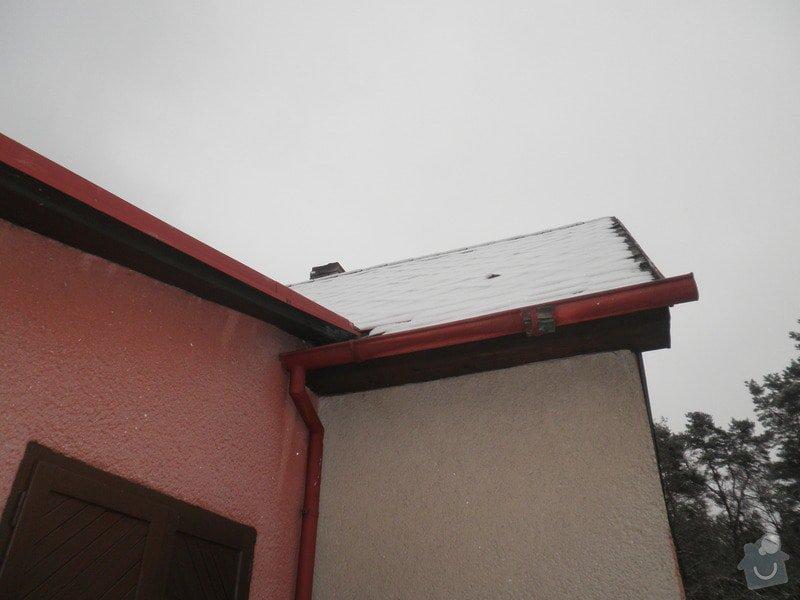 Oprava střechy - chata cca90m2: PB280439