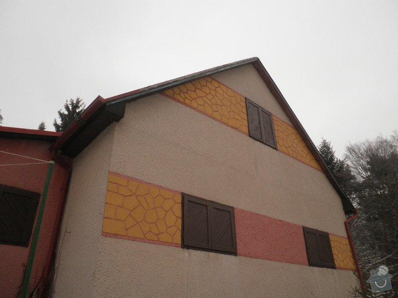 Oprava střechy - chata cca90m2: PB280440
