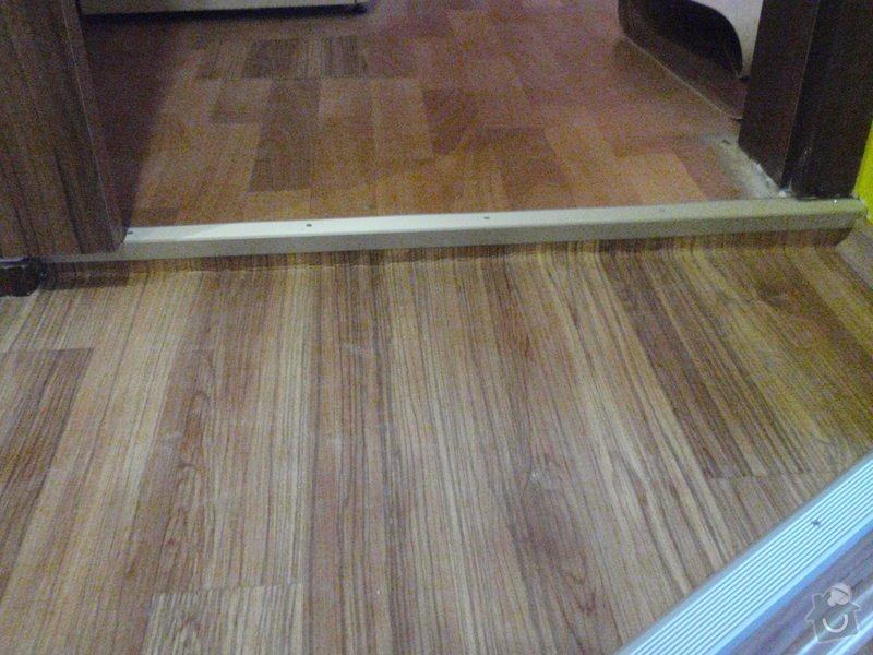 Rekonstrukce chodby a výroba nábytku na míru: P3111439