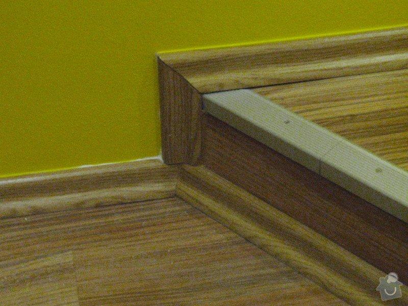 Rekonstrukce chodby a výroba nábytku na míru: P3111441