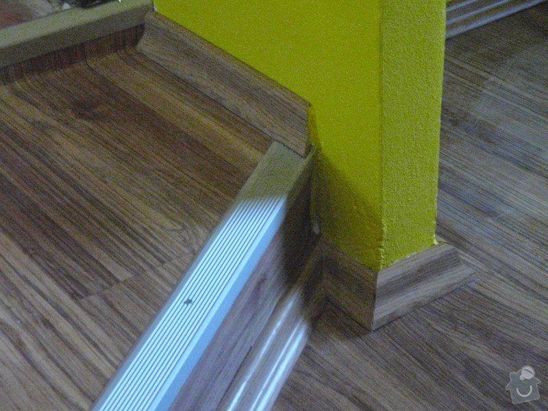 Rekonstrukce chodby a výroba nábytku na míru: P3111442