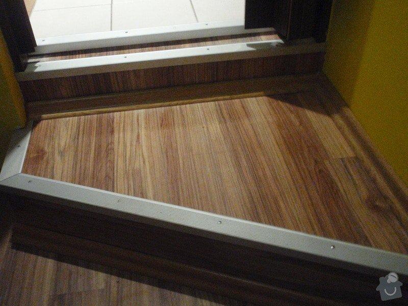 Rekonstrukce chodby a výroba nábytku na míru: P3111443
