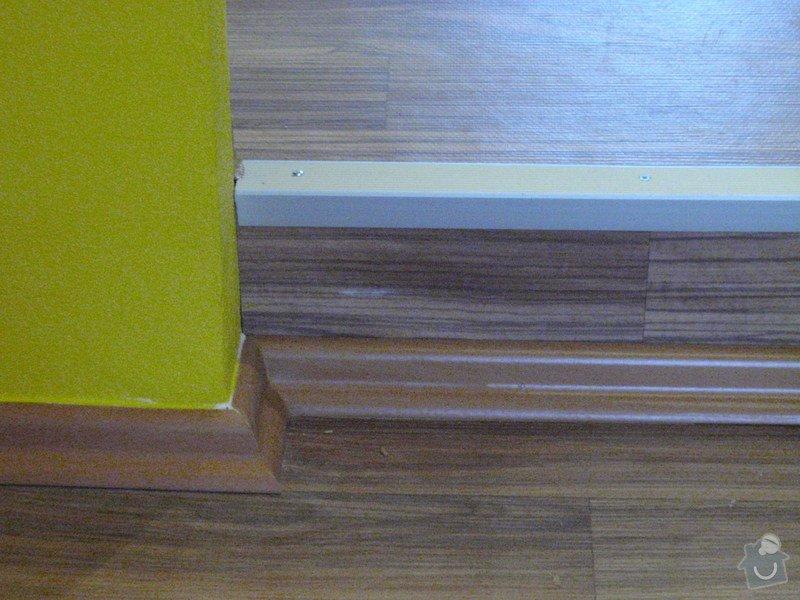 Rekonstrukce chodby a výroba nábytku na míru: P3111445