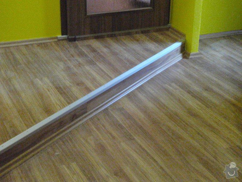 Rekonstrukce chodby a výroba nábytku na míru: P3111450