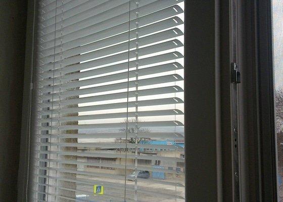 Výměna oken,žaluzie