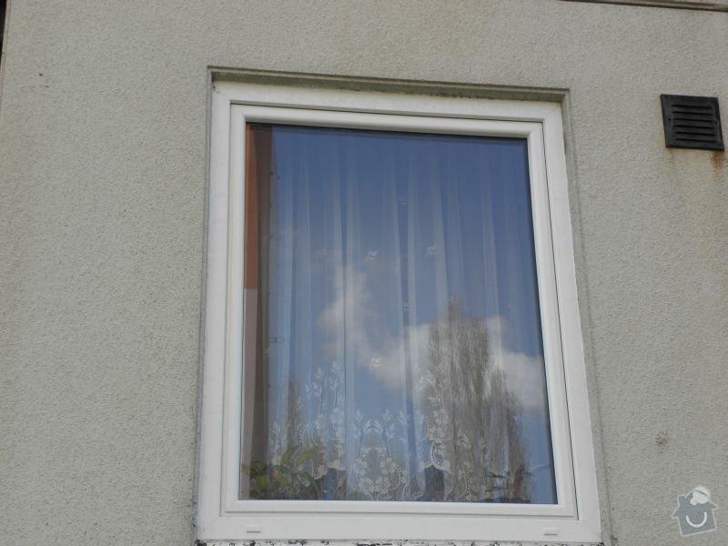 Výměna oken a dveří v panelovém domě 92ks: okno1