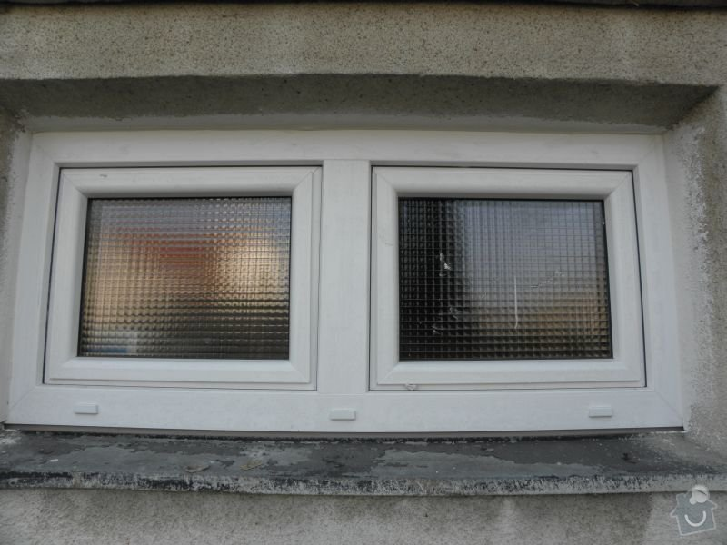 Výměna oken a dveří v panelovém domě 92ks: okno4