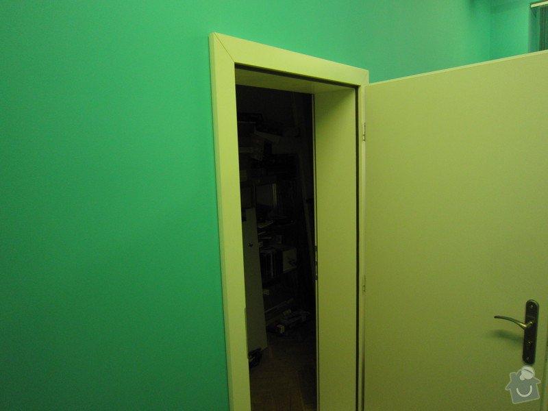Vybourání dveří ze sádrokartonové příčky: IMG_5623