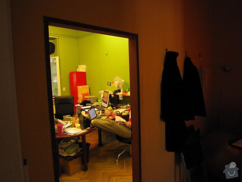 Vybourání dveří ze sádrokartonové příčky: IMG_5621