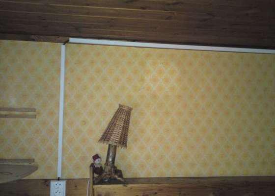 Nízkonákladová elektroinstalace na chatě v Blovicích