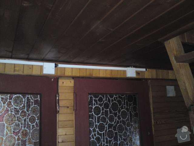 Nízkonákladová elektroinstalace na chatě v Blovicích: DSC00300