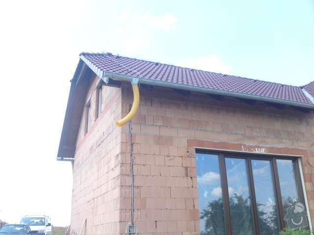 Instalace nového hromosvodu na rodinném domě: DSC00201