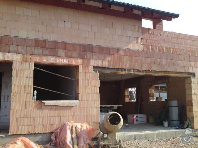 Kompletní elektroinstalace v přístavbě rodinného domu: DSC00162
