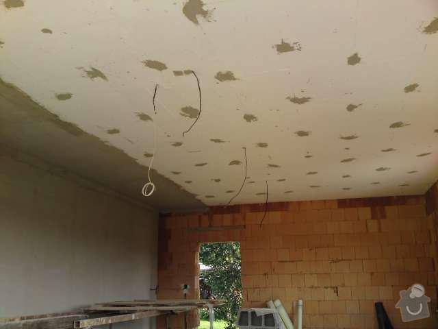Kompletní elektroinstalace v přístavbě rodinného domu: DSC00163