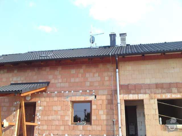 Kompletní elektroinstalace v přístavbě rodinného domu: DSC00164