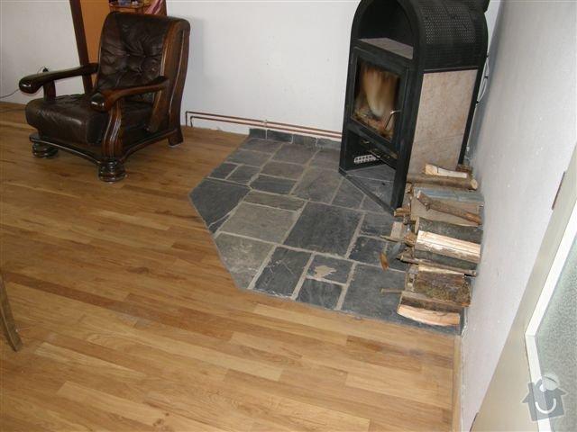 Pokládka dřevěných podlah: 002
