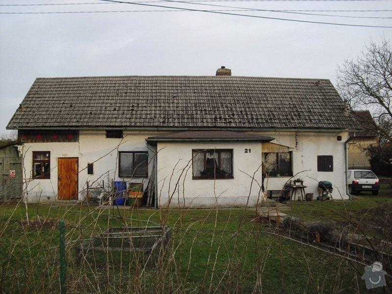 Rekonstrukce sedlové střechy: CIMG0109
