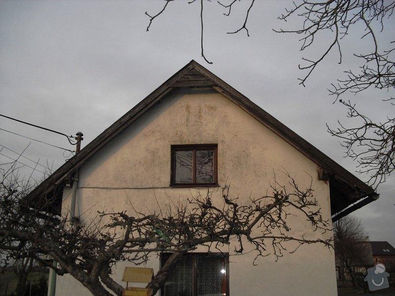 Rekonstrukce sedlové střechy: CIMG0110