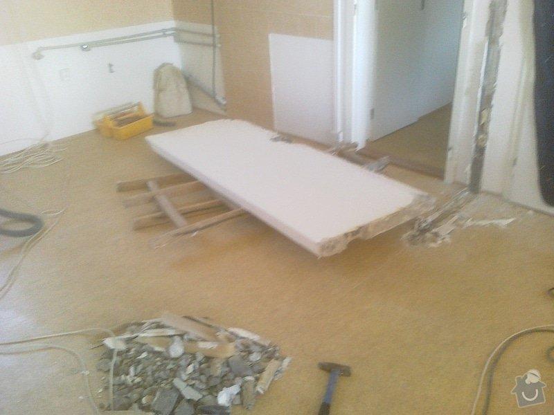 Rekonstrukce obývacího pokoje a kuchyně: 10072010247
