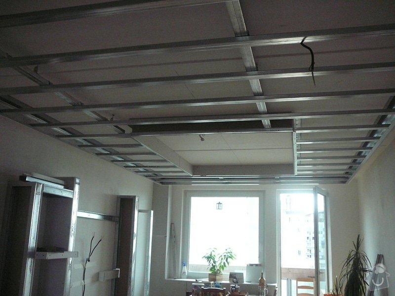 Rekonstrukce obývacího pokoje a kuchyně: P1070660