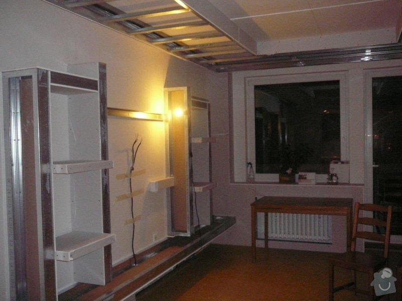 Rekonstrukce obývacího pokoje a kuchyně: P1070668