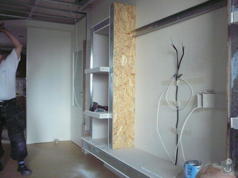 Rekonstrukce obývacího pokoje a kuchyně: P1070685