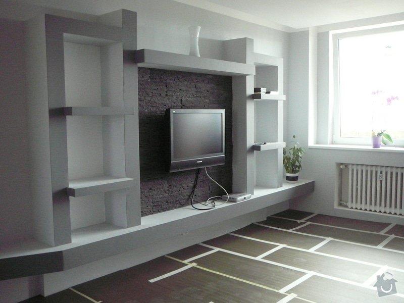 Rekonstrukce obývacího pokoje a kuchyně: P1080261