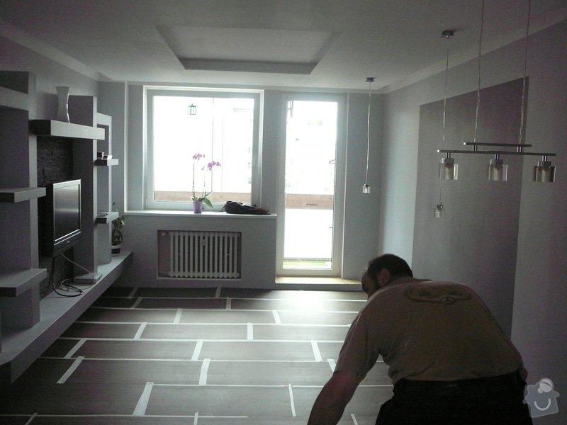 Rekonstrukce obývacího pokoje a kuchyně: P1080262