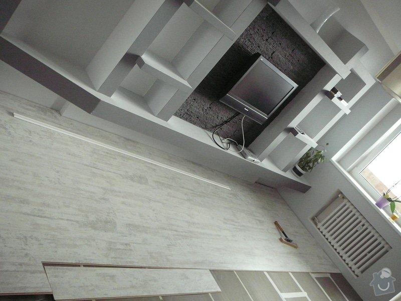Rekonstrukce obývacího pokoje a kuchyně: P1080264