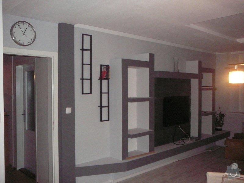 Rekonstrukce obývacího pokoje a kuchyně: P1080278