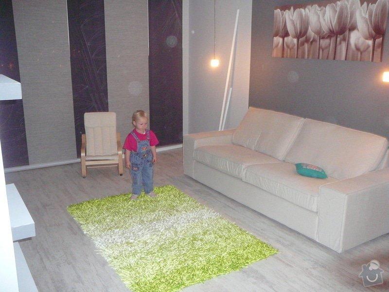 Rekonstrukce obývacího pokoje a kuchyně: P1080283