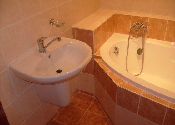 Rekonstrukce koupeleny a kuchyně