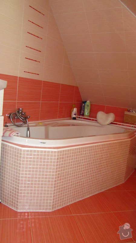 Rekontrukce koupelen,obkládání schodiště: IMG_0345