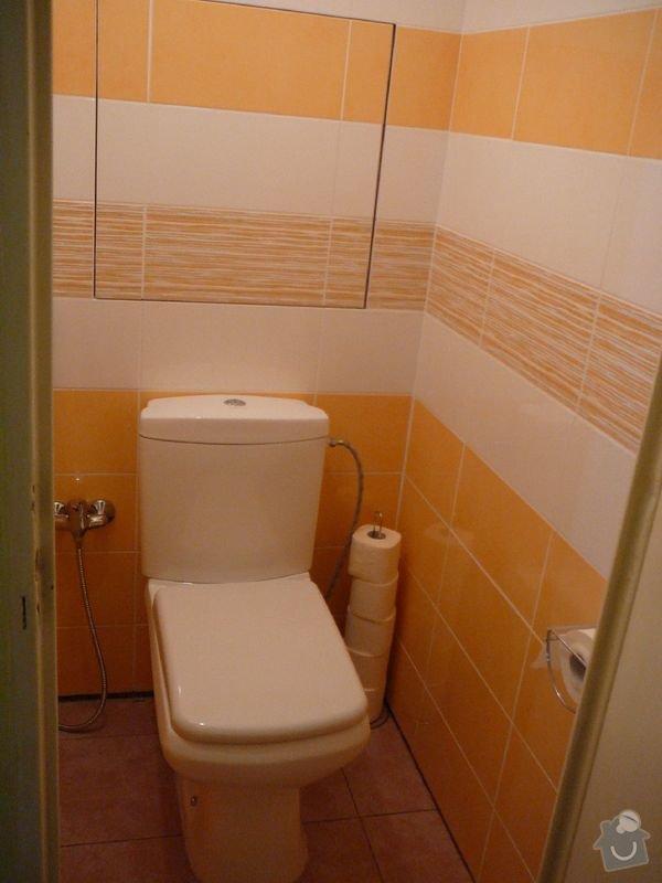 Rekonstrukce koupelny , elektroinstalace, rozvod vody a odpadů: P1050962jirka