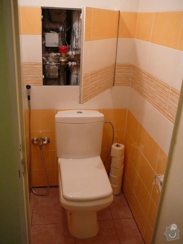 Rekonstrukce koupelny , elektroinstalace, rozvod vody a odpadů: P1050963jirka
