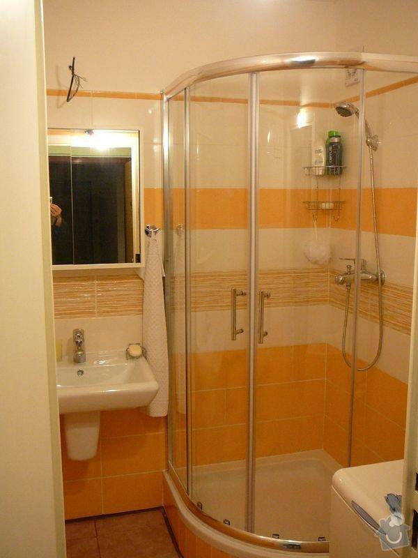 Rekonstrukce koupelny , elektroinstalace, rozvod vody a odpadů: P1050974jirka