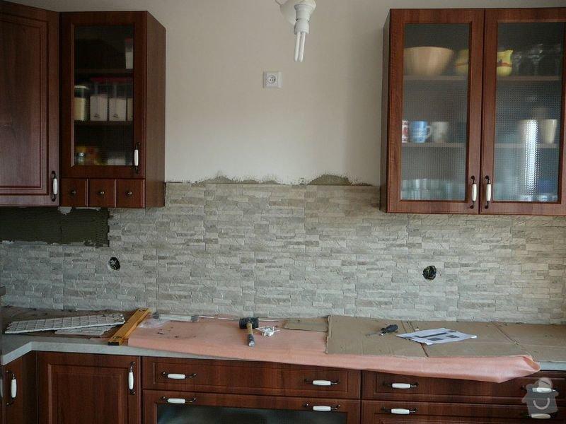 Rekonstrukce koupelny, rekonstrukce kuchyně.: P1050975kuchyn