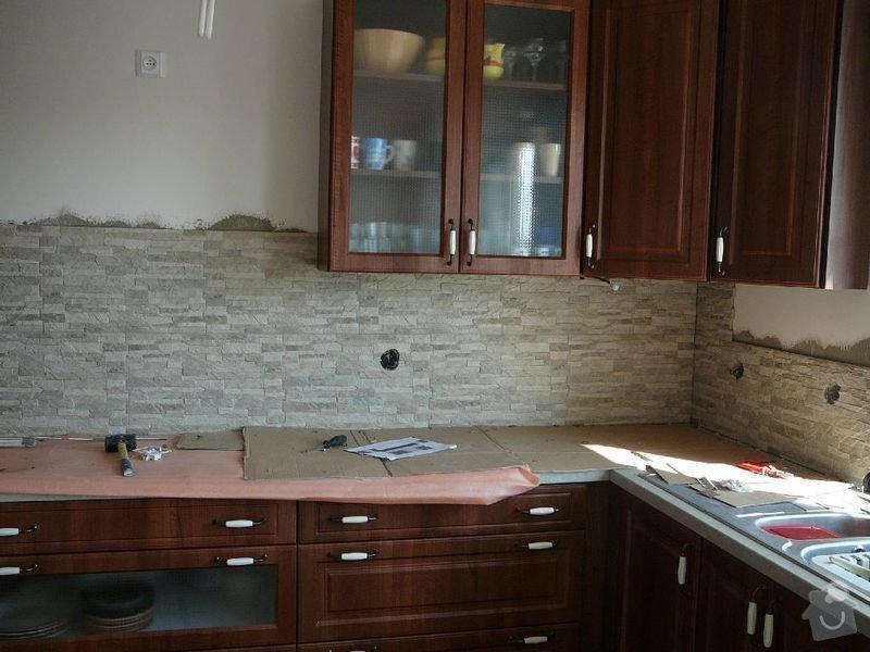 Rekonstrukce koupelny, rekonstrukce kuchyně.: P1050976kuchyn