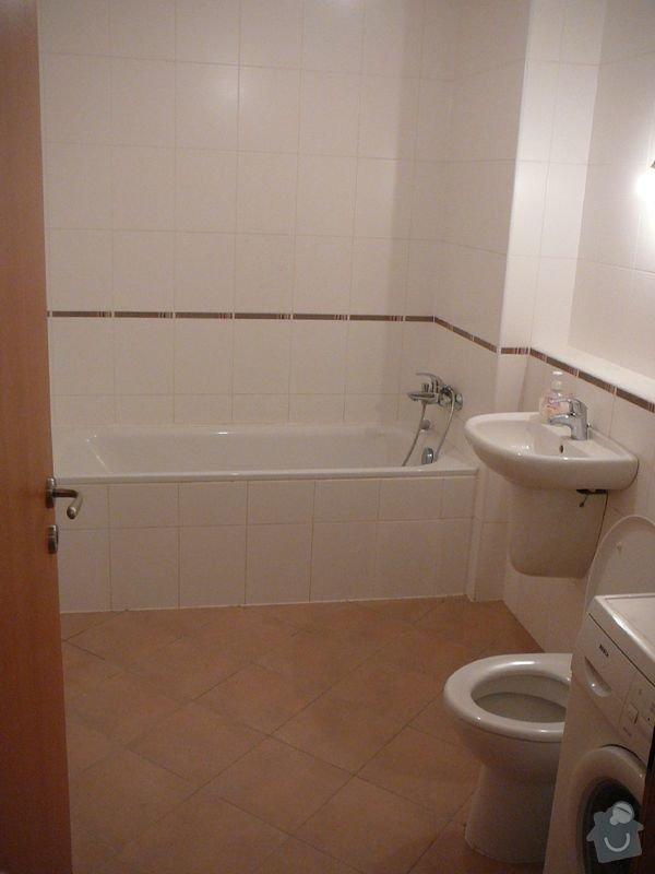 Rekonstrukce koupelny, rekonstrukce kuchyně.: P1050991cisarka