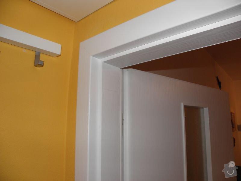 Rekonstrukce koupelny,vestavěné skříně : dvere1