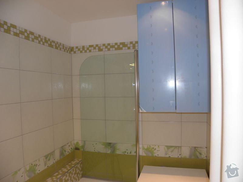 Rekonstrukce koupelny,vestavěné skříně : koupelna_2