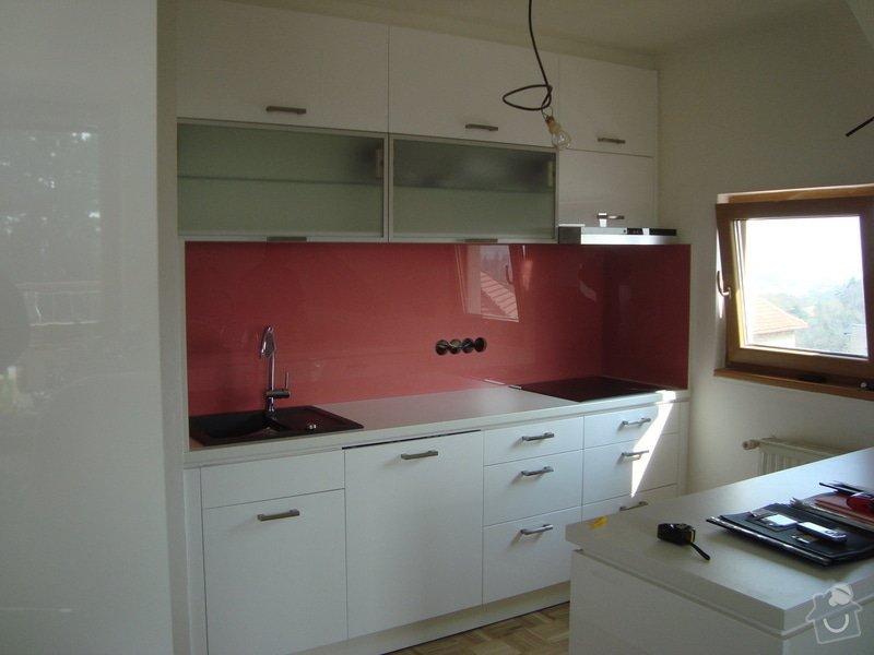 Výroba kuchyňské linky: DSC09679