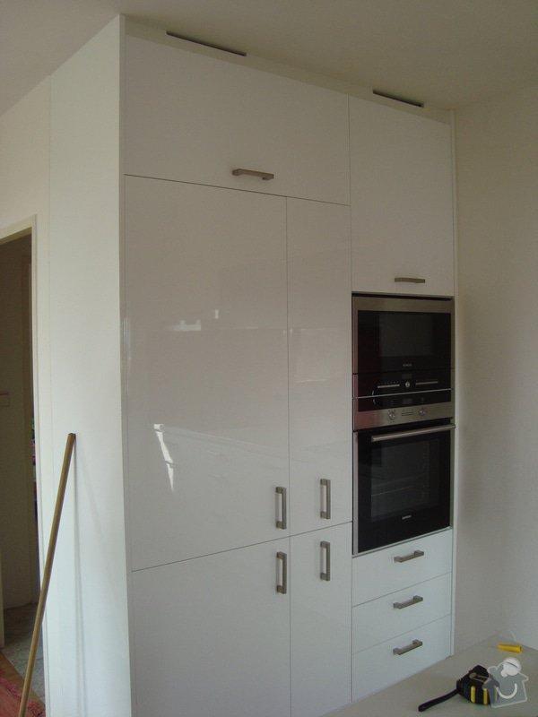 Výroba kuchyňské linky: DSC09680