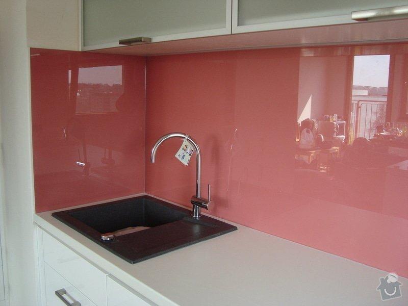 Výroba kuchyňské linky: DSC09683