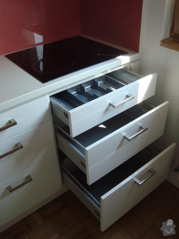 Výroba kuchyňské linky: DSC09686