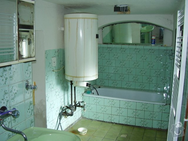 Rekonstrukce koupelny: P9060093